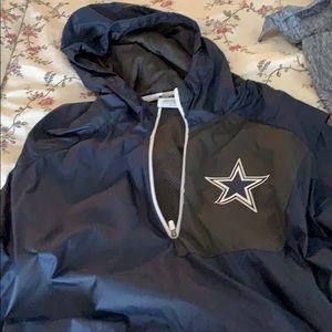 Dallas Cowboys Nike Pullover dead stock
